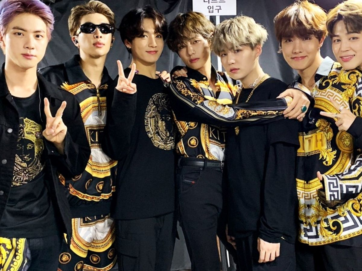Video: BTS imitó los bailes del Fortnite