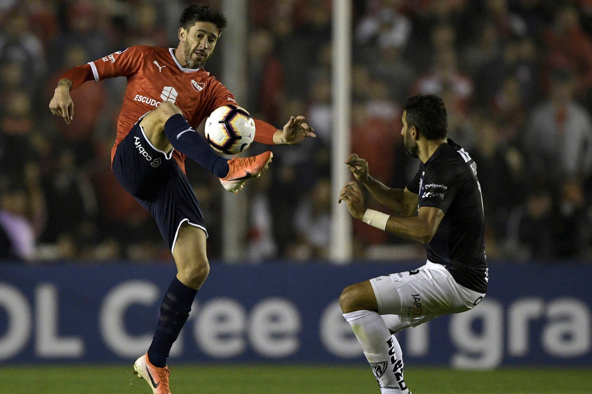 Independiente-Independiente Del Valle, Copa Sudamericana: horario, TV y formaciones