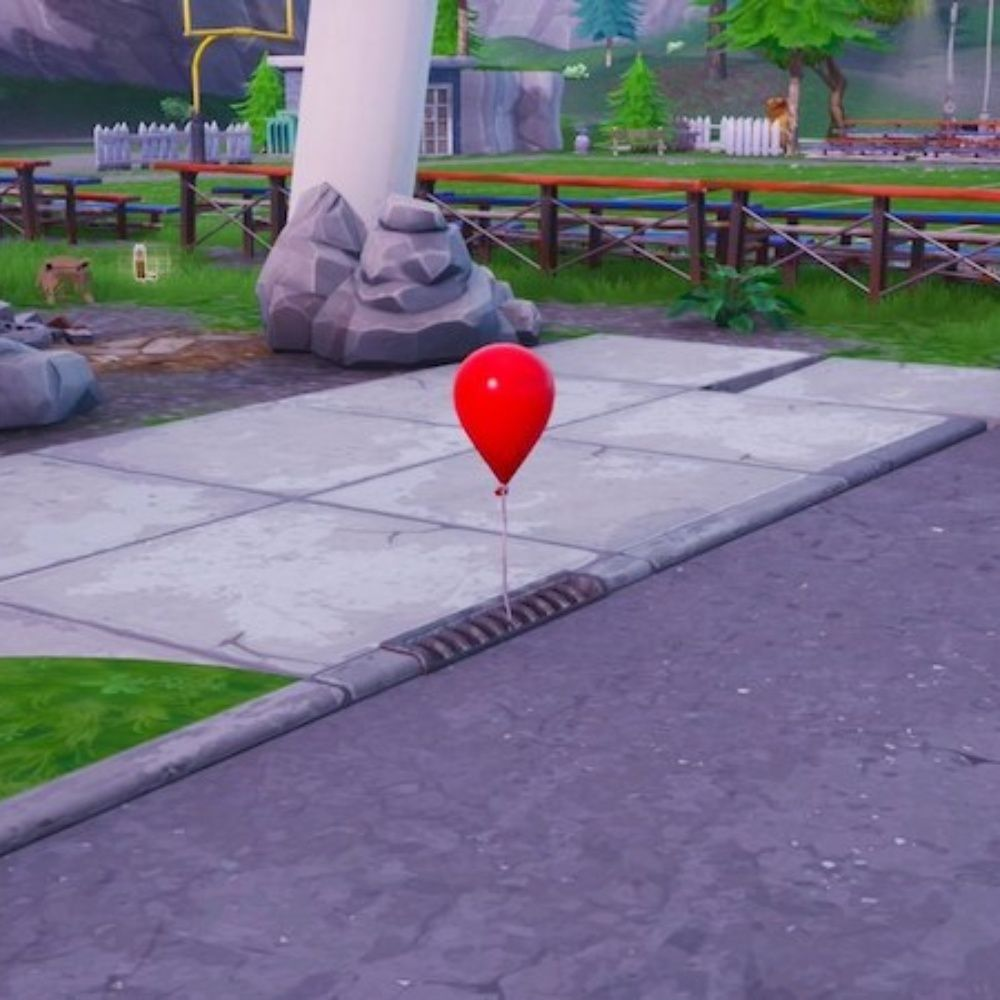 Parece que Fortnite prepara una visita de Pennywise, el payaso de It