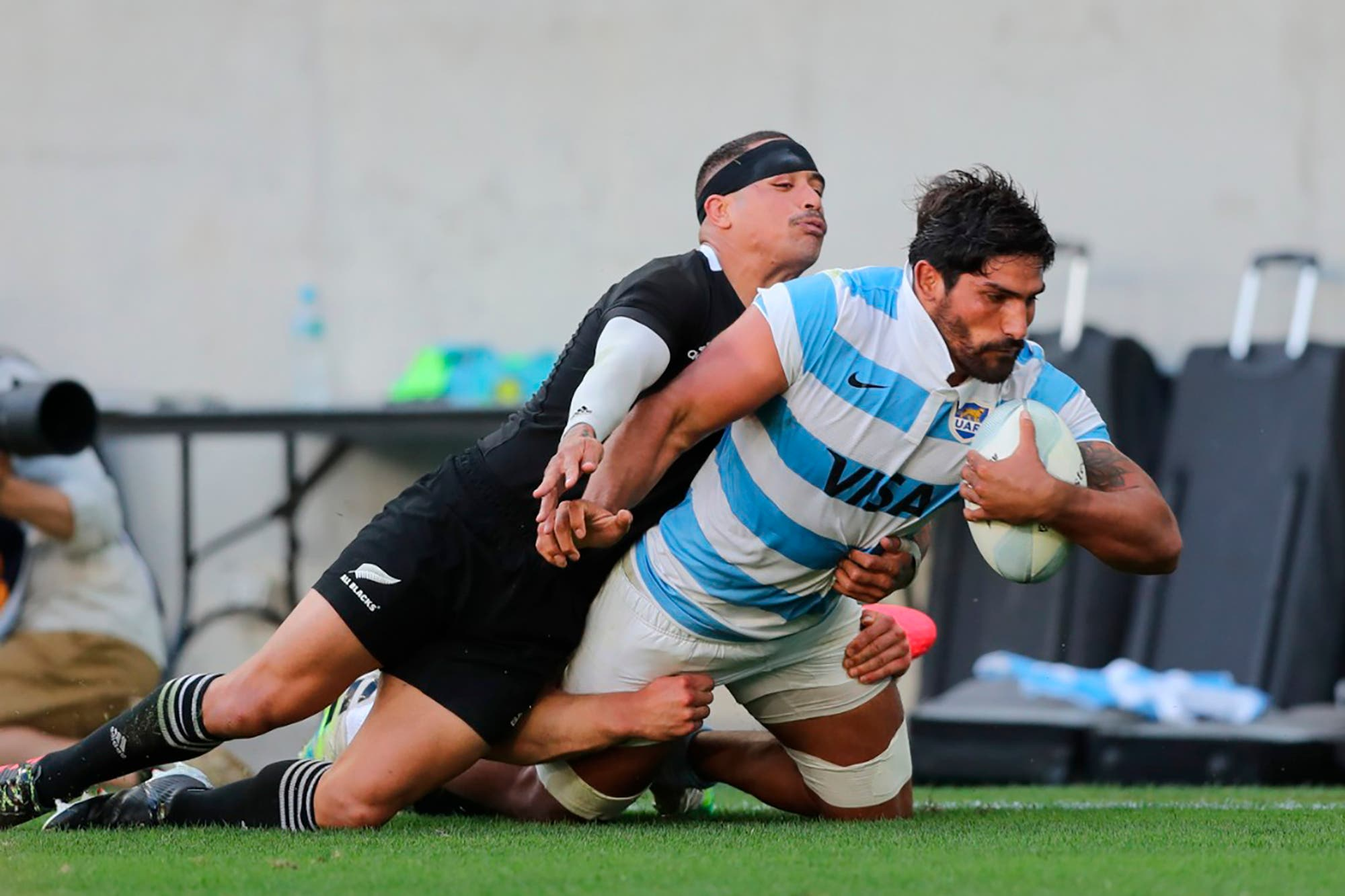 Los Pumas-All Blacks, por el Tri-Nations: horario, TV y formaciones del partido de la quinta fecha